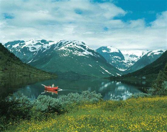 Natura cultura for Olimpici scandinavi